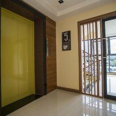 Отель Sillemon Garden Бангкок интерьер отеля фото 2