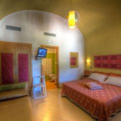 Отель Villa Diomede Hotel Италия, Помпеи - отзывы, цены и фото номеров - забронировать отель Villa Diomede Hotel онлайн комната для гостей фото 4