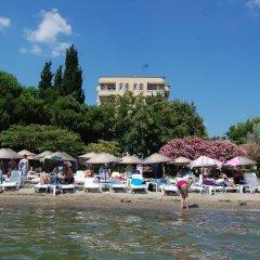 Erdek Hillpark Hotel Мармара пляж фото 2