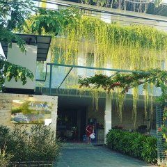 Отель Lana Villa Hoi An парковка