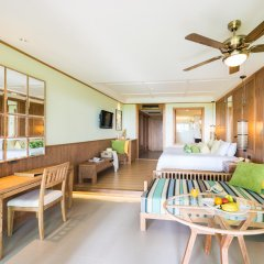 Отель Katathani Phuket Beach Resort 5* Люкс с различными типами кроватей фото 6