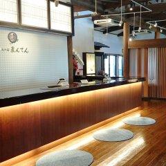 Отель Yakushima Manten Ryokan Якусима интерьер отеля фото 2