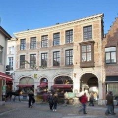 Отель Bourgoensch Hof Бельгия, Брюгге - 3 отзыва об отеле, цены и фото номеров - забронировать отель Bourgoensch Hof онлайн городской автобус