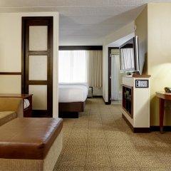 Отель Hyatt Place Ontario / Rancho Cucamonga комната для гостей фото 4