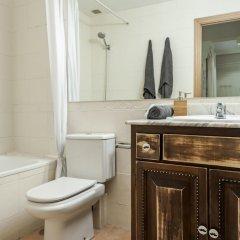 Отель Apartamento Palacio Real IV Испания, Мадрид - отзывы, цены и фото номеров - забронировать отель Apartamento Palacio Real IV онлайн ванная