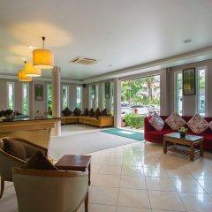 Отель Thanthip Beach Resort интерьер отеля фото 2