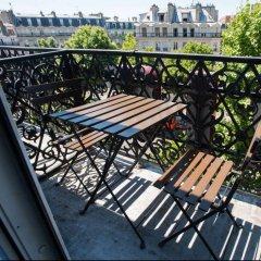 Отель Grand Hôtel De Paris балкон