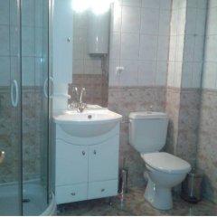 Апартаменты Izgrev Apartments Балчик ванная