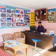 Отель Mandala Непал, Покхара - отзывы, цены и фото номеров - забронировать отель Mandala онлайн интерьер отеля фото 2