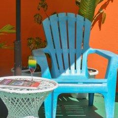 Отель Kaz Kreol Beach Lodge & Wellness Retreat детские мероприятия фото 2