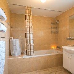 Отель Marilena Villa ванная фото 2