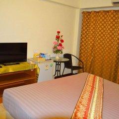 Отель Silver Gold Garden Suvarnabhumi Airport Таиланд, Бангкок - 5 отзывов об отеле, цены и фото номеров - забронировать отель Silver Gold Garden Suvarnabhumi Airport онлайн комната для гостей фото 2