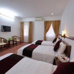 Hanoi White Palace Hotel Ханой комната для гостей фото 2