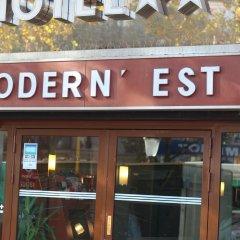Hotel Modern Est развлечения