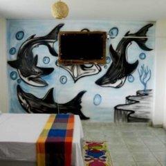Отель Mangueville фитнесс-зал