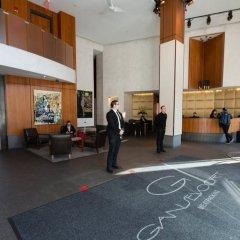 Отель Gansevoort Meatpacking США, Нью-Йорк - отзывы, цены и фото номеров - забронировать отель Gansevoort Meatpacking онлайн интерьер отеля фото 2