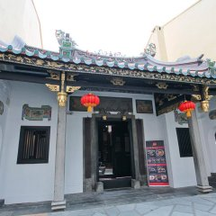 Отель AMOY by Far East Hospitality парковка