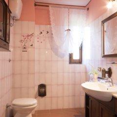 Отель Margherita Реггелло ванная