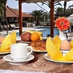 Отель Klonos Anna Греция, Эгина - отзывы, цены и фото номеров - забронировать отель Klonos Anna онлайн питание фото 2