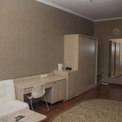 Гостиница Уют Внуково Стандартный номер с двуспальной кроватью фото 22