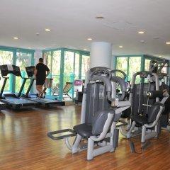 Sentido Lykia Resort & Spa Турция, Олудениз - отзывы, цены и фото номеров - забронировать отель Sentido Lykia Resort & Spa - All Inclusive - Adults Only онлайн фитнесс-зал фото 2