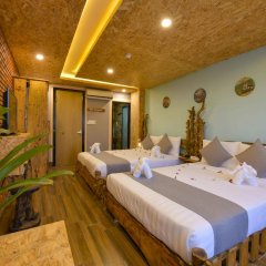 A Tran Boutique Hotel Хойан комната для гостей фото 4