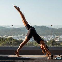 Отель Casa Cook Ibiza - Adults Only фитнесс-зал фото 2