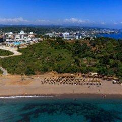 Litore Resort Hotel & Spa Турция, Окурджалар - отзывы, цены и фото номеров - забронировать отель Litore Resort Hotel & Spa - All Inclusive онлайн пляж фото 2