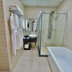 Отель Damas International Кыргызстан, Бишкек - отзывы, цены и фото номеров - забронировать отель Damas International онлайн ванная фото 2