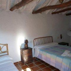 Отель Alojamientos Rurales Cortijo Del Norte Al Sur De Granada Дуркаль комната для гостей