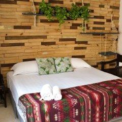 Отель Macarena Hostel Мексика, Канкун - отзывы, цены и фото номеров - забронировать отель Macarena Hostel онлайн комната для гостей фото 4