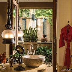 Отель Four Seasons Resort Langkawi Малайзия, Лангкави - отзывы, цены и фото номеров - забронировать отель Four Seasons Resort Langkawi онлайн ванная