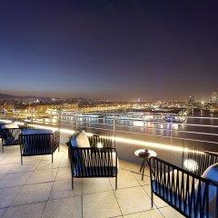 Отель Eurostars Grand Marina балкон