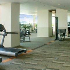 Отель North Shore Condominium Паттайя фитнесс-зал