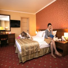 Гостиница Аэроотель Краснодар 3* Стандартный номер с двуспальной кроватью фото 12