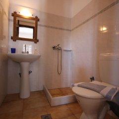 Отель Vrachia Studios & Apartments Греция, Остров Санторини - отзывы, цены и фото номеров - забронировать отель Vrachia Studios & Apartments онлайн ванная фото 2