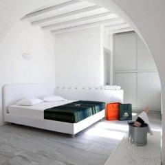 Отель Olia Hotel Греция, Турлос - 1 отзыв об отеле, цены и фото номеров - забронировать отель Olia Hotel онлайн ванная фото 2