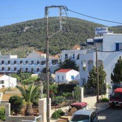 Hotel Milos городской автобус