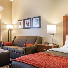 Отель Comfort Inn комната для гостей фото 2