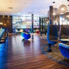Отель Motel One Wien-Prater фитнесс-зал
