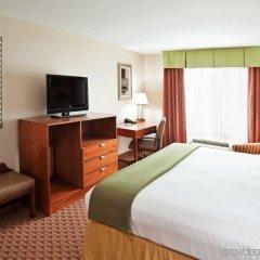 Отель Holiday Inn Express & Suites Niagara Falls США, Ниагара-Фолс - отзывы, цены и фото номеров - забронировать отель Holiday Inn Express & Suites Niagara Falls онлайн удобства в номере фото 2