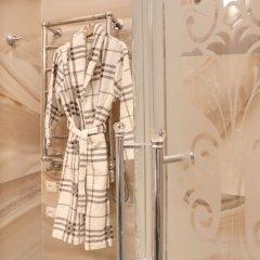 Отель Ferdinandhof Apart-Hotel Чехия, Карловы Вары - отзывы, цены и фото номеров - забронировать отель Ferdinandhof Apart-Hotel онлайн ванная