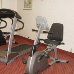 Отель Hampton Inn Concord/Kannapolis фитнесс-зал фото 4