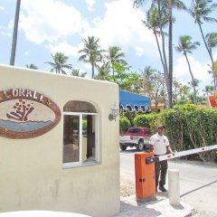 Отель Los Corales Villas & Aparts Ocean View Доминикана, Пунта Кана - отзывы, цены и фото номеров - забронировать отель Los Corales Villas & Aparts Ocean View онлайн городской автобус