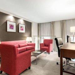 Отель NH London Kensington комната для гостей фото 5