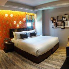 Отель Aspira D'Andora Sukhumvit 16 Бангкок комната для гостей