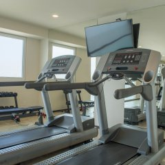 Отель Best Western Crown Victoria фитнесс-зал фото 4