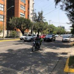 Отель Hostel Guadalajara cosmopolitan Мексика, Гвадалахара - отзывы, цены и фото номеров - забронировать отель Hostel Guadalajara cosmopolitan онлайн парковка