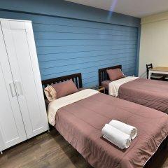 Отель Bkn Residence Паттайя комната для гостей фото 4