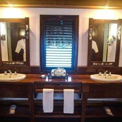 Отель Sofitel Bora Bora Private Island Французская Полинезия, Бора-Бора - отзывы, цены и фото номеров - забронировать отель Sofitel Bora Bora Private Island онлайн ванная